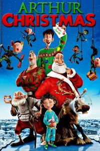 Arthur Christmas cover