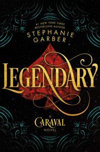Legendary book cover