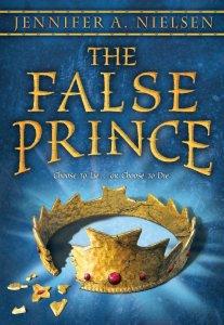 The False Prince book cover