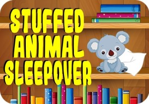 Stuffed Animal Sleepover Graphic