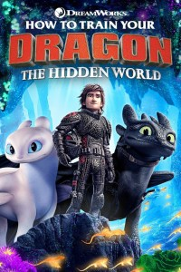 How to Train your Dragon The Hidden World Movie Cover