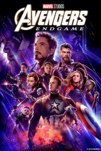 Avengers: End Game movie poster