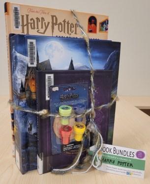 Harry Potter book bundle for ages 9-12