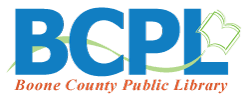 Boone County Public Library (KY) Logo