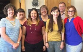 Eileen Pierce, Kim Arbolante, Maria Wright, Kate Pluta, Sonya Christian, Stephen Waller, Isabel Castaneda