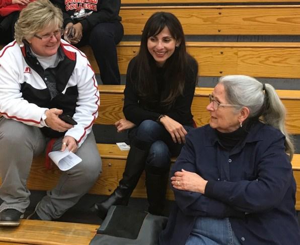 Sandi Taylor, Sonya Christian, Nan Gomez-Heitzeberg