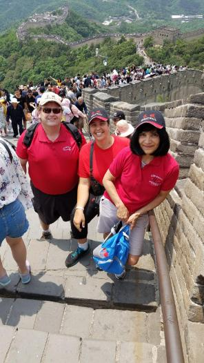 Stratton family in China May 29 2017