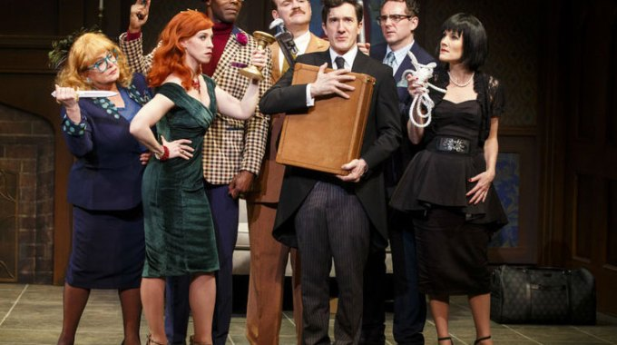 Review: Philadelphia Inquirer: CLUE