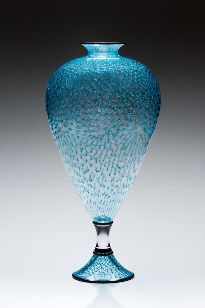 Kenny Pieper Hand Blown Art Glass