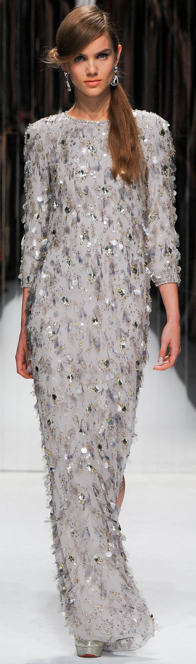 0ac2bf6717e72 Jenny Packham Spring 2013 - Evening Gowns