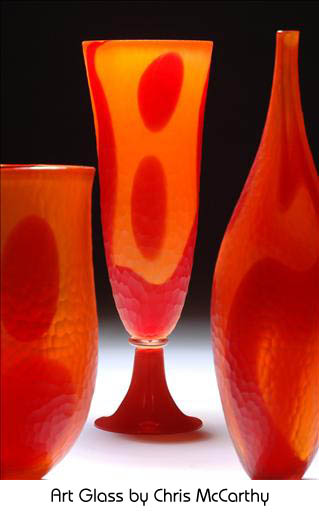 Art Glass by Chris McCarthy