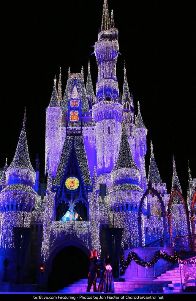 WDW Dec 2008 - Cinderella's Holiday Wish - Xmas