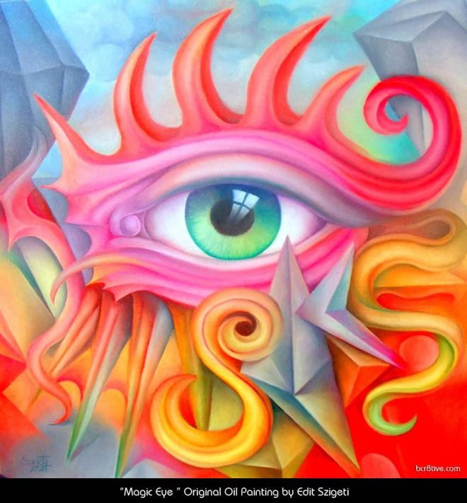 "Edit Szigeti's ""Magic Eye"""