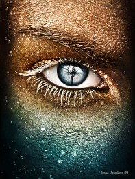 Eye of the fallen by =ftourini / Irene Zele on http://ftourini.deviantart.com