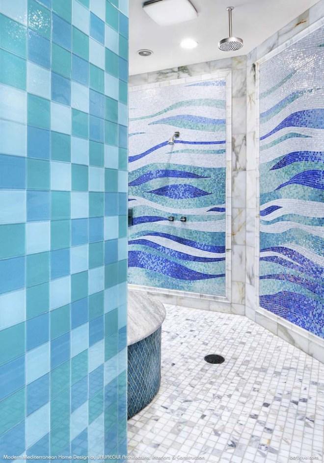 JAUREGUI Architecture, Interiors & Construction - Contemporary Bathroom