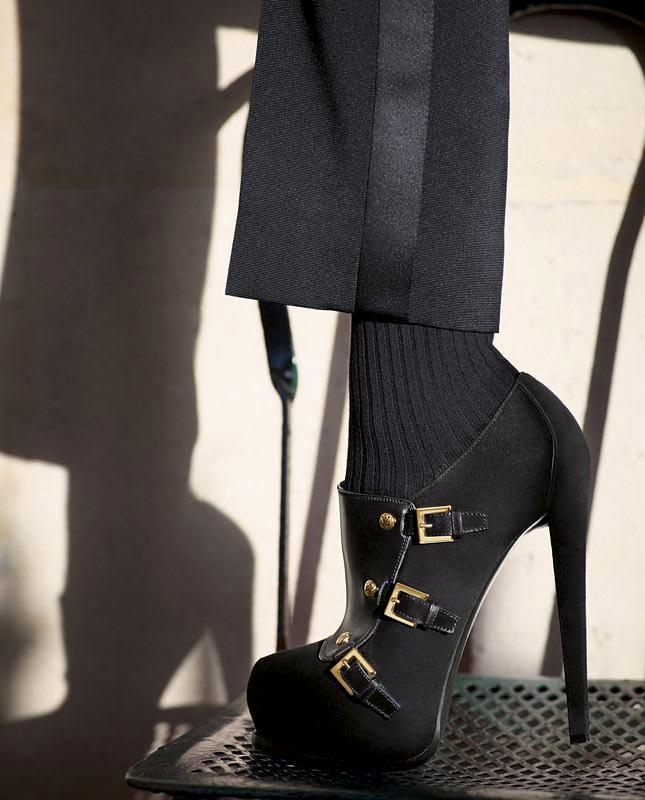 Louis Vuitton Pre-Fall 2013 Ad Campaign