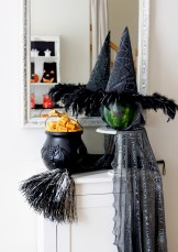 Halloween Witch Decor