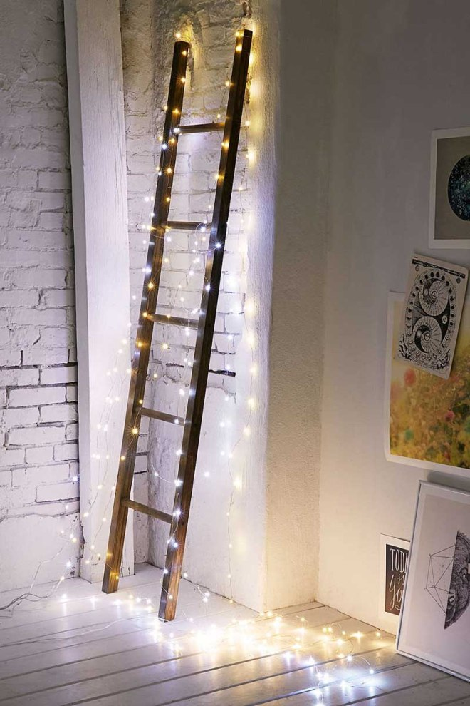 Urban Outfitters Galaxy String Lights