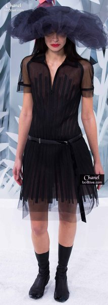 Chanel Spring 2015 Couture