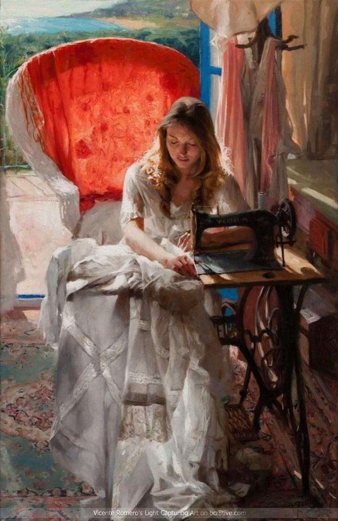Vicente Romero's Light Capturing Fine Art