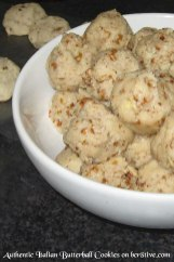 Shape the dough into 1-inch balls