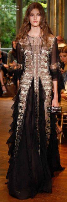 Alberta Ferretti - The Best Fall 2016 Haute Couture Fashion