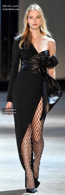 Alexandre Vauthier - The Best Fall 2016 Haute Couture Fashion