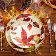 Asheville Leaves Dinnerware