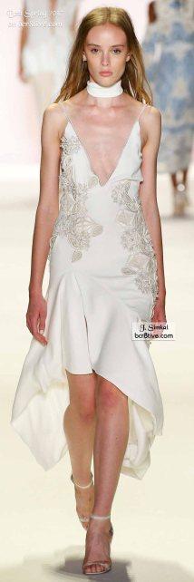 Jonathan Simkhai - The Best Looks from New York Fashion Week Spring 2017