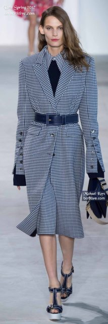 Michael Kors - The Best Looks from New York Fashion Week Spring 2017