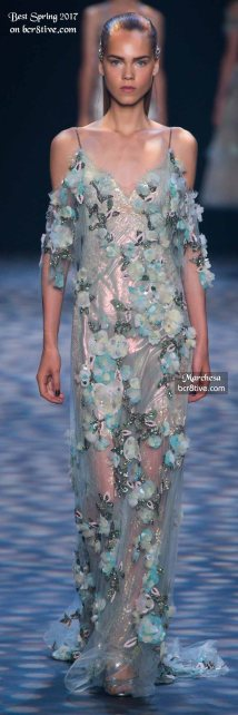 Marchesa - The Best Looks from New York Fashion Week Spring 2017