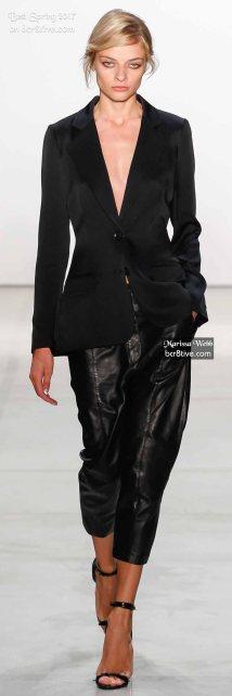 Marissa Webb - The Best Looks from New York Fashion Week Spring 2017
