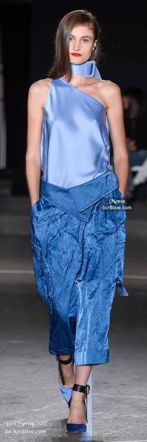 Monse - The Best Looks from New York Fashion Week Spring 2017