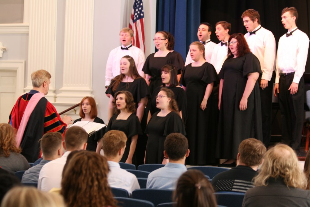 BC Choirs to Take their Voices to Europe – The Rampage
