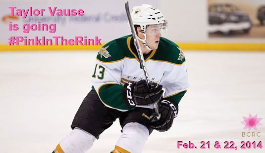 Pink In The Rink BCRC