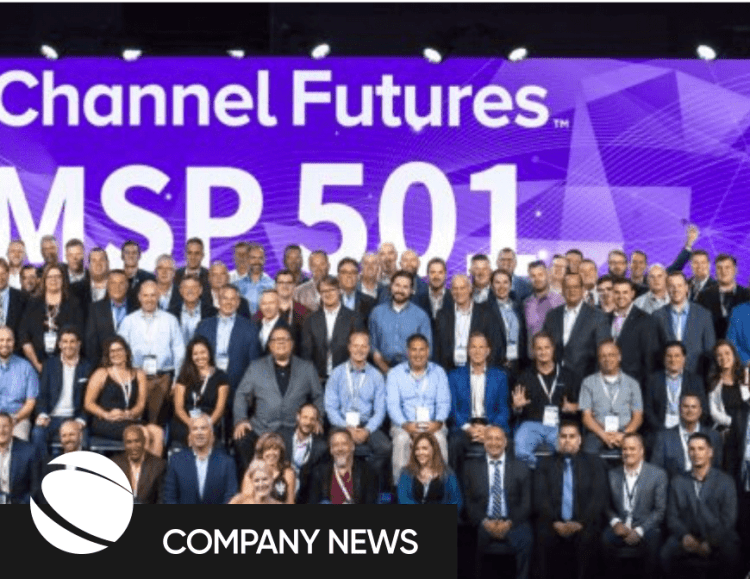 BCS365 Named to 2019 MSP 501 List of Top Managed Services Providers