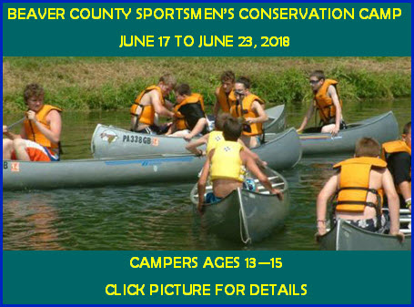 2018 Conservatin Camp June 17 to June 23