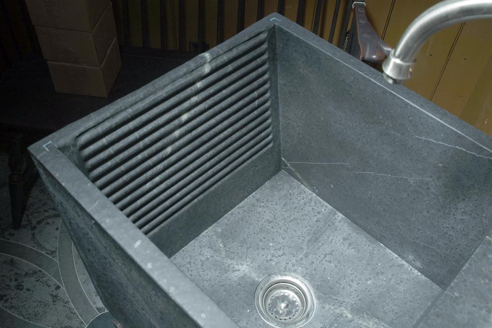 laundry tubs bucks county soapstone