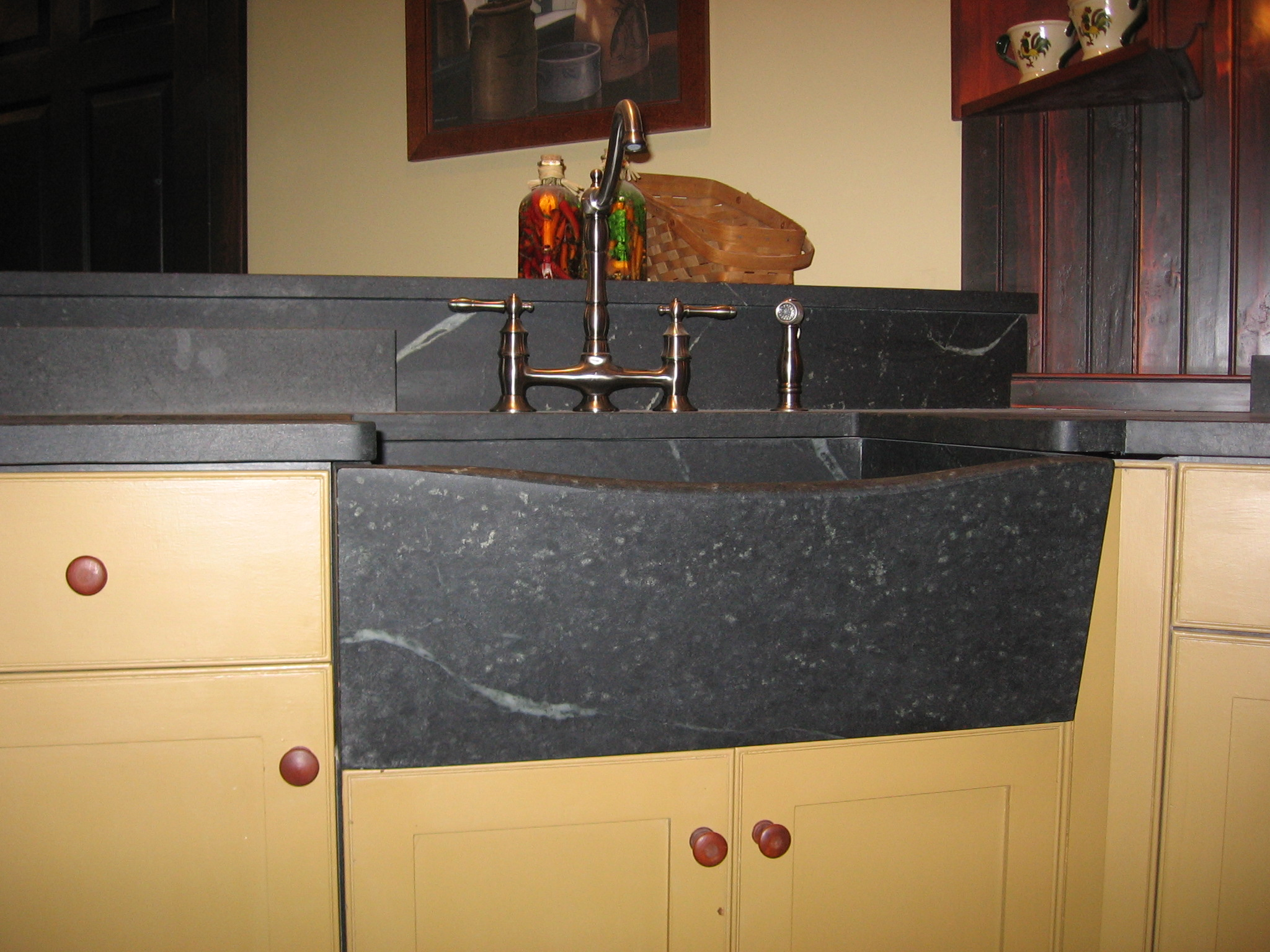 hand built sinks bucks county