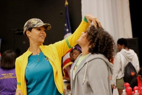 Tracy Wilson Mourning's Honey Shine program