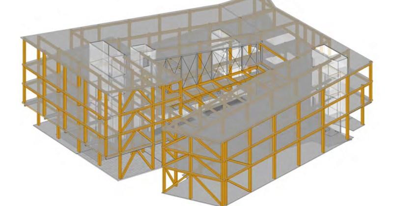 UMass celebrates new Design Building's construction