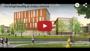 Crowdfunding Campaign Underway for Wood on the Plaza Project