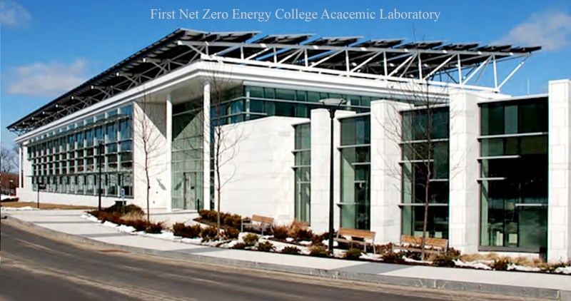 BCT Lecture: Designing to Net Zero Energy and Beyond @ UMass Olver Design Building, Room 170