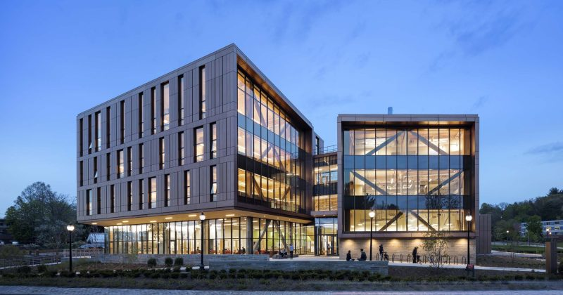 Olver Design Building and LWA Receive 2020 AIA COTE Top Ten Award
