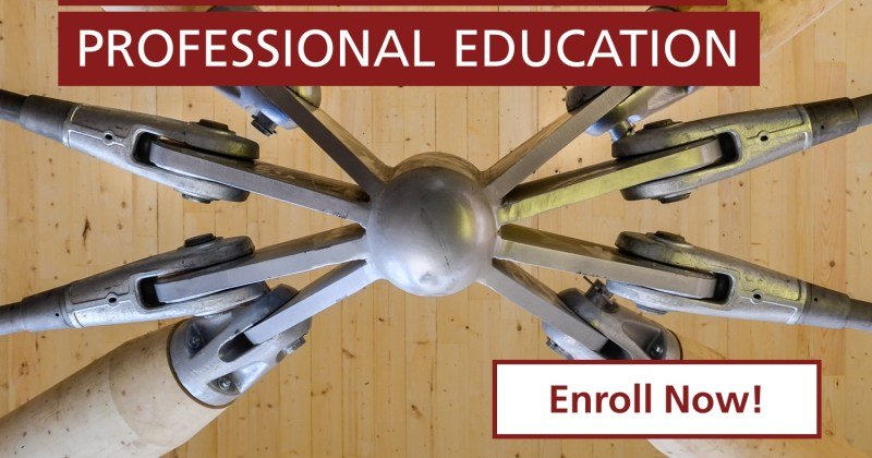 Register now for BCT's Summer 2021 Online Professional Education Courses