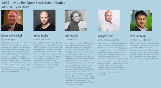 blockchain for cars