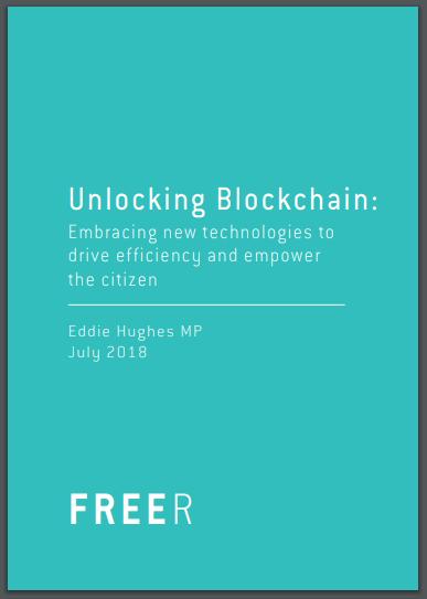 blockchain technology can save the UK £8 billion