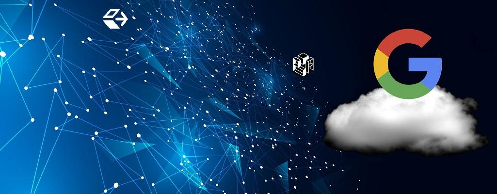 google blockchain cloud service launches