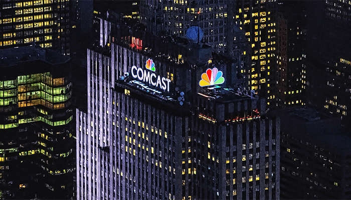 comcast blockchain advertising