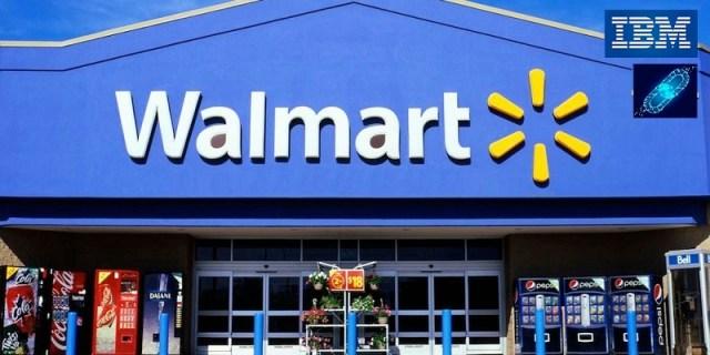 Walmart tells suppliers to use IBM blockchain